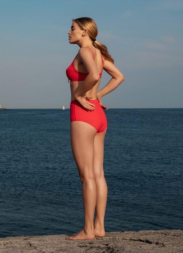 cyell scarlett bikini met beugel 026119-458 en bikinibroekje hoog 026221-458