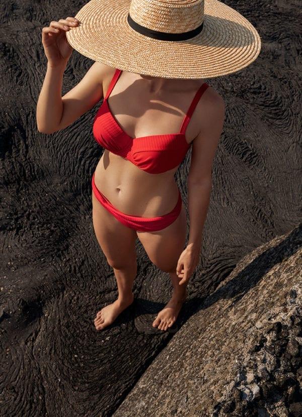 cyell scarlett bikini voorgevormd met beugel 026170-458 en bikinibroekje normaal 026212-458