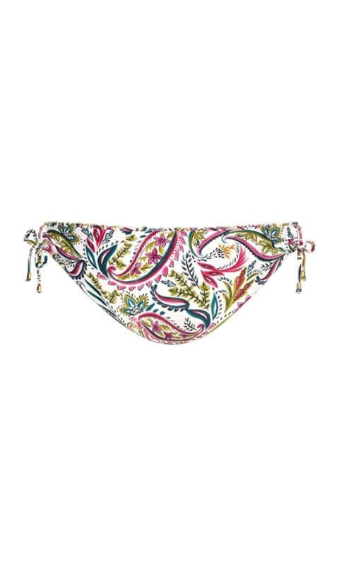 CYELL Wajang Floral laag bikinibroekje Lage pasvorm