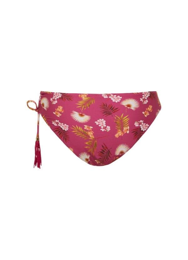 CYELL Wild Orchid hoog bikinibroekje Hoge pasvorm