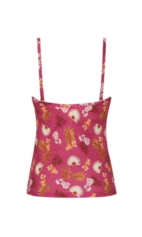 CYELL Swimwear Wild Orchid Tankini