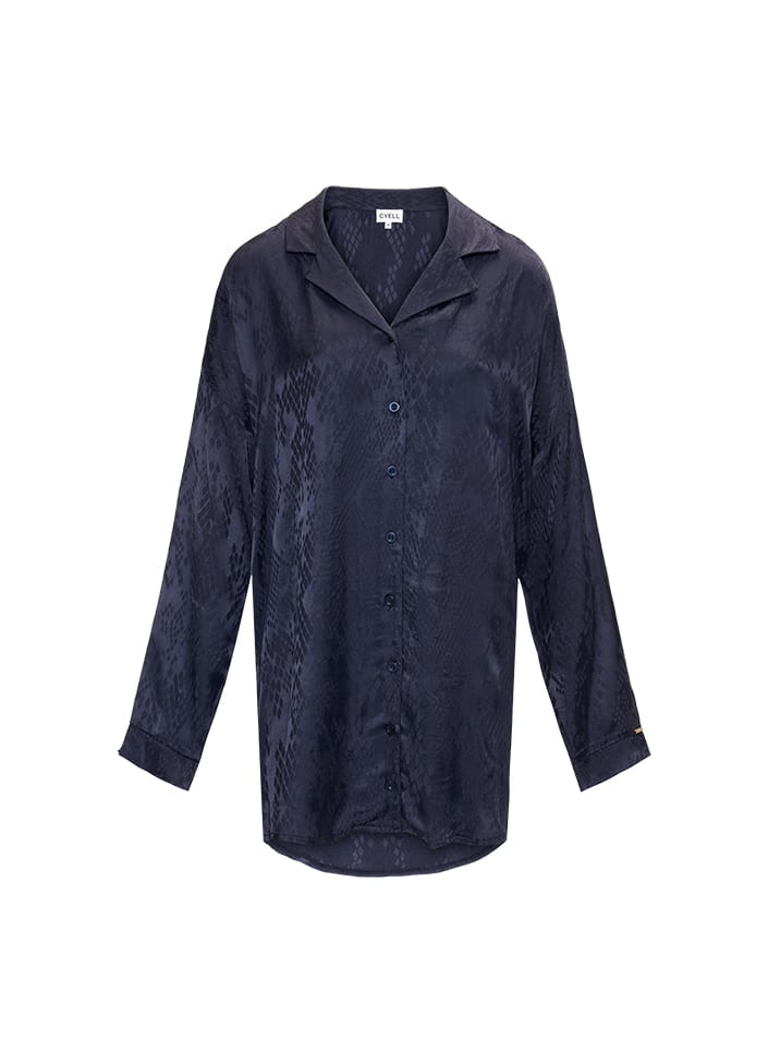 Cyell Luxurious Night tuniek - maat 36 (S) blauw