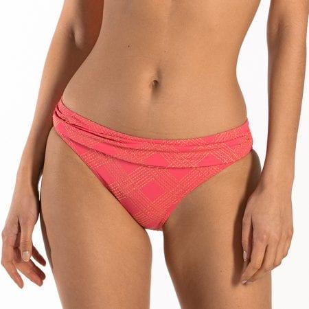 CYELL Blush D'or regular bikinibroekje Normale pasvorm
