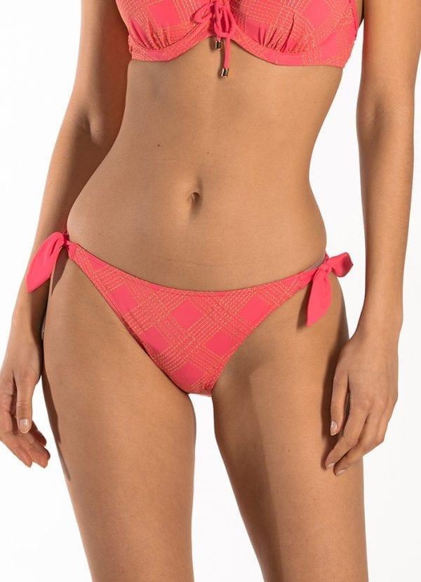 CYELL Blush D'or laag bikinibroekje Lage pasvorm