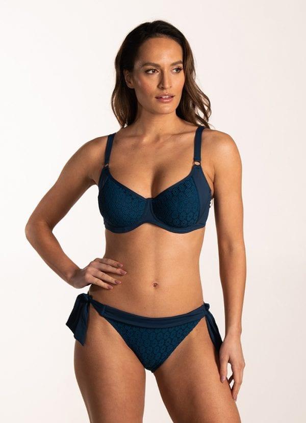 CYELL Endless grote cupmaat beugel bikinitop Cup D,E,F,G | beugel & laag bikinibroekje Lage pasvorm