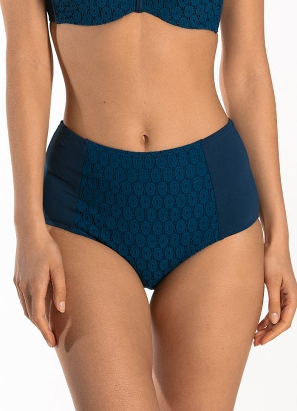 CYELL high-waist bikinibroekje High-waist pasvorm