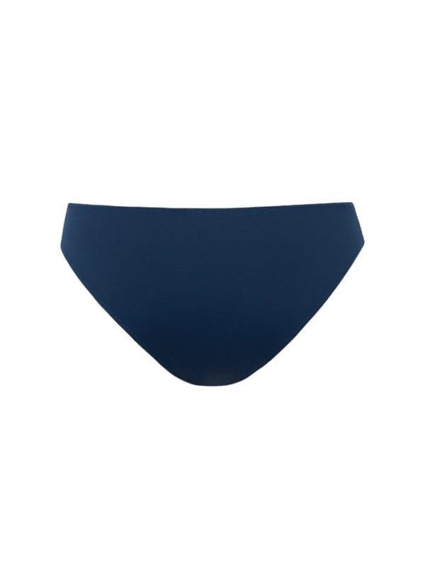 CYELL Solids Petrol hoog bikinibroekje Hoge pasvorm