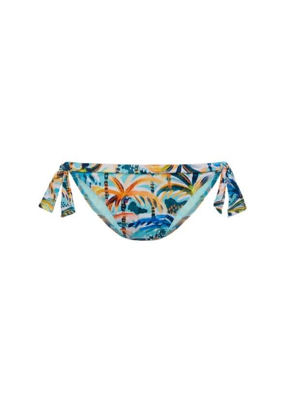 CYELL Under the Palms laag bikinibroekje Lage pasvorm