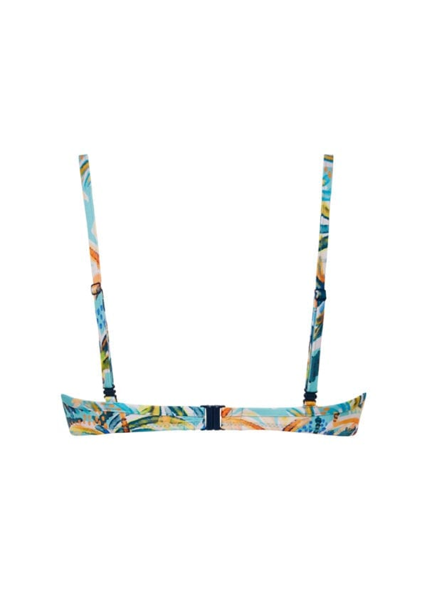 CYELL Under the Palms push up bikinitop Push-up cups & beugel