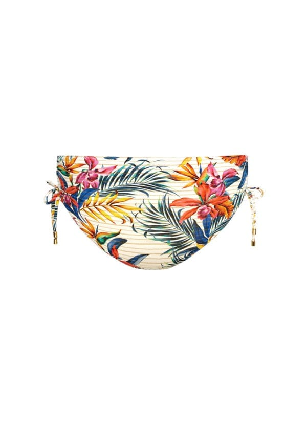 CYELL Paradise Morning hoog bikinibroekje Hoge pasvorm