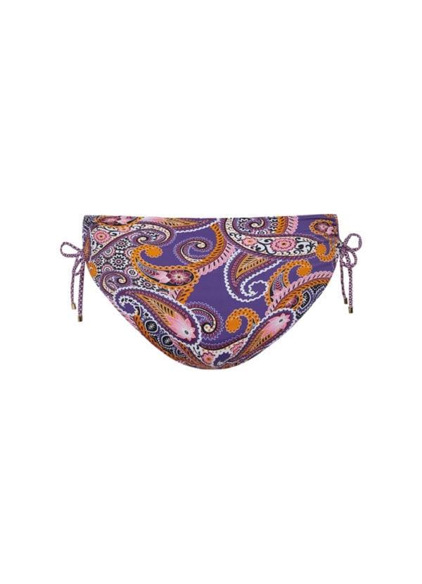 CYELL Pretty Paisley hoog bikinibroekje Hoge pasvorm