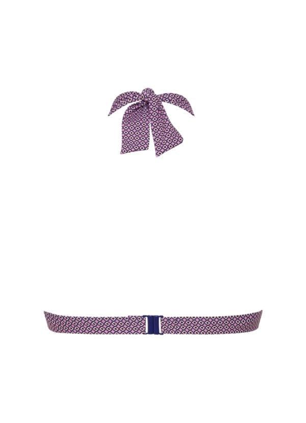 CYELL Pretty Paisley triangel bikinitop Voorgevormde cups