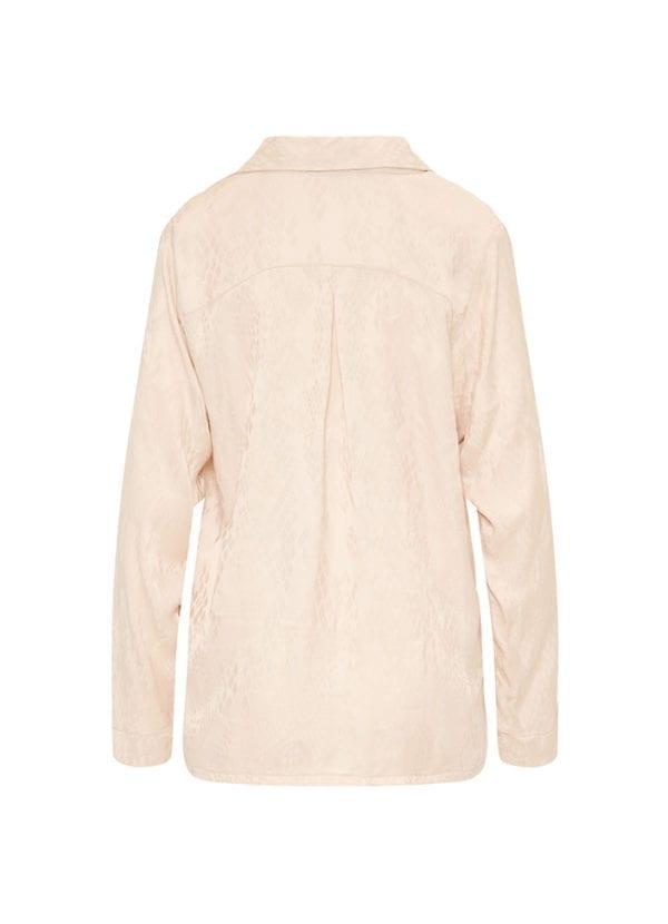 CYELL Soft Pearl Beach pyjamablouse lange mouwen 100% viscose