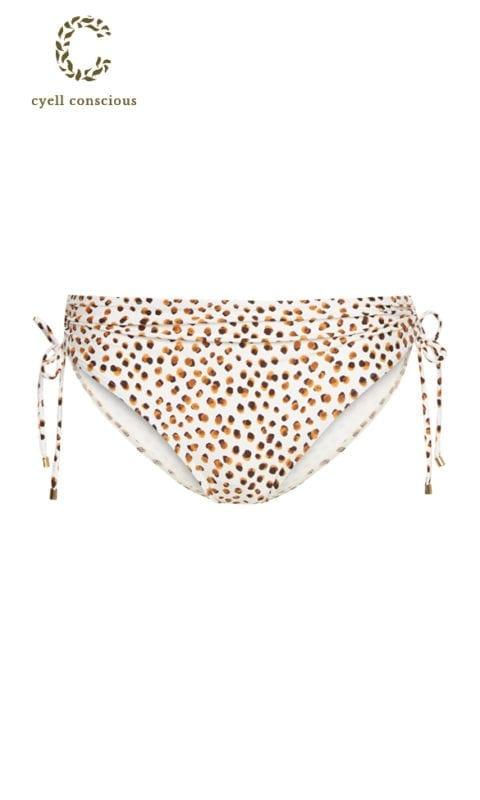 CYELL Spot On hoog bikinibroekje Hoge pasvorm