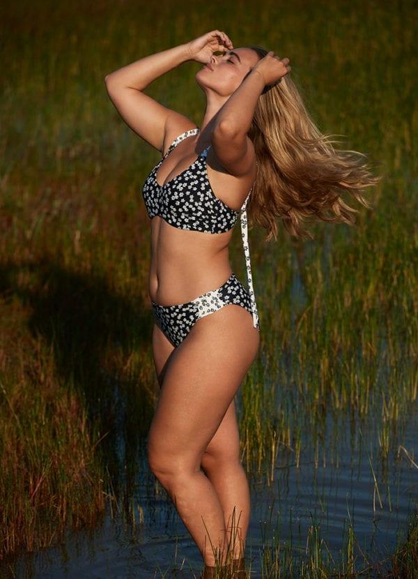 CYELL swimwear Blossoms bikini SS21
