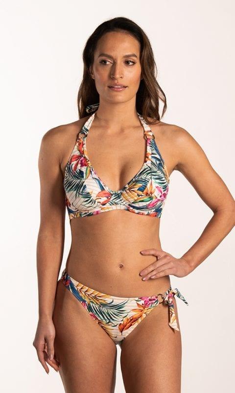 CYELL Paradise Morning halter bikinitop Beugel