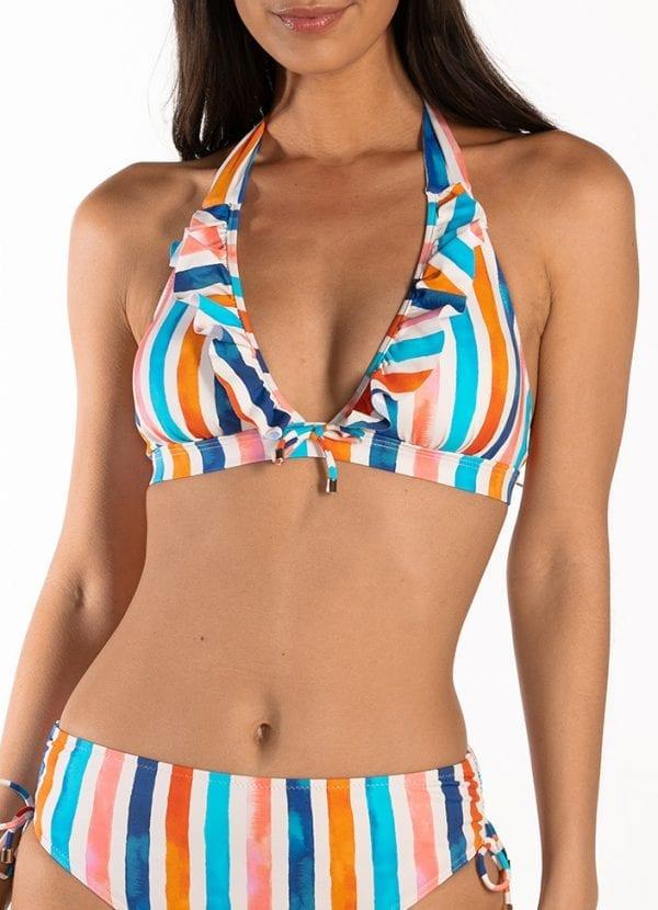 CYELL Felicidade triangel bikinitop Voorgevormde cups
