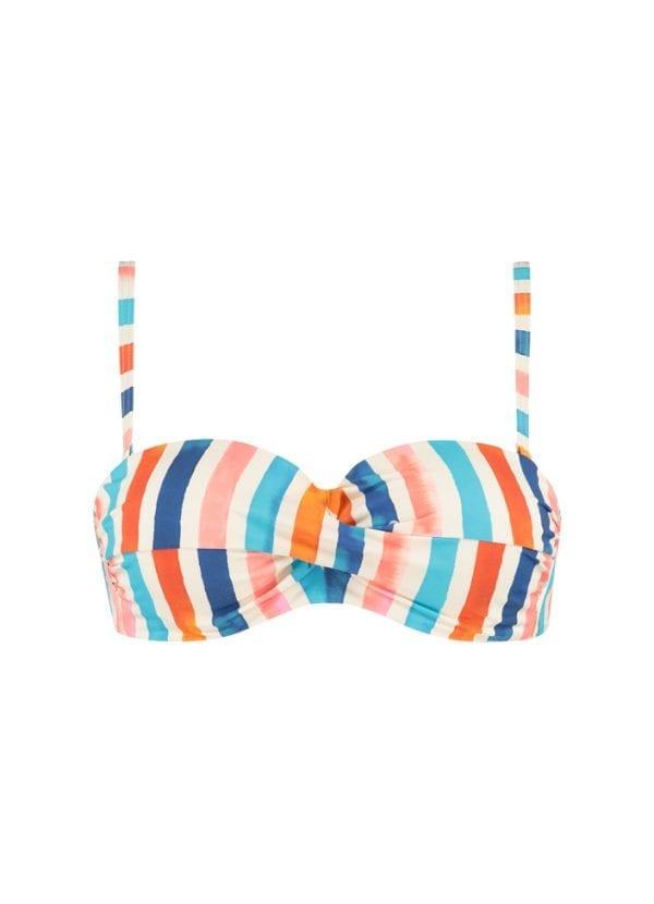 CYELL Felicidade bandeau bikinitop Voorgevormde cups en beugel
